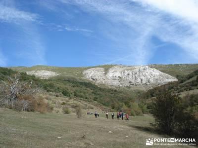 Montaña palentina;pueblos de la sierra norte de madrid zona norte madrid integral de la pedriza